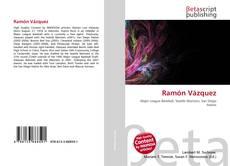 Portada del libro de Ramón Vázquez