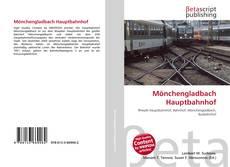 Buchcover von Mönchengladbach Hauptbahnhof