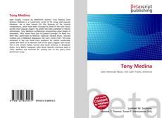 Portada del libro de Tony Medina