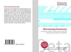 Обложка Warrawong Sanctuary