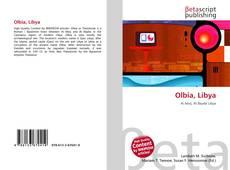 Обложка Olbia, Libya