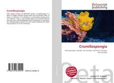 Bookcover of Crumillospongia