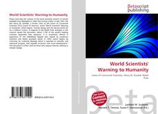 Bookcover of World Scientists' Warning to Humanity