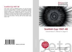 Copertina di Scottish Cup 1947–48