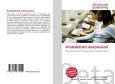 Bookcover of Probabilistic Automaton