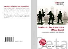 Portada del libro de National Liberation Front (Macedonia)