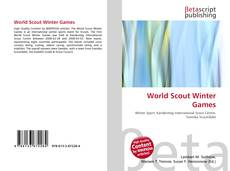 Bookcover of World Scout Winter Games