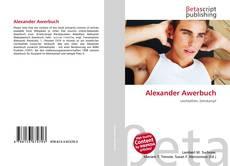 Buchcover von Alexander Awerbuch