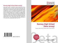 Ramsey High School (New Jersey) kitap kapağı