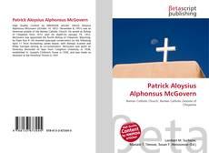 Bookcover of Patrick Aloysius Alphonsus McGovern