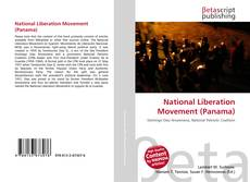 Buchcover von National Liberation Movement (Panama)