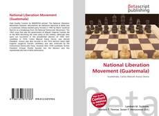 Portada del libro de National Liberation Movement (Guatemala)