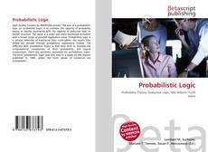 Bookcover of Probabilistic Logic