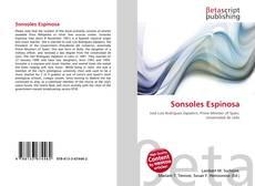 Portada del libro de Sonsoles Espinosa