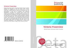 Bookcover of Victoria–Fraserview