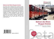 Обложка Bahnen des Rhein-Wupper-Kreises