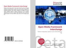 Обложка Open Media Framework Interchange