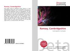 Ramsey, Cambridgeshire的封面