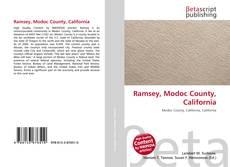 Copertina di Ramsey, Modoc County, California