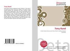 Tony Rand的封面