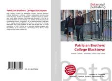 Bookcover of Patrician Brothers' College Blacktown