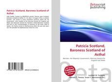 Bookcover of Patricia Scotland, Baroness Scotland of Asthal