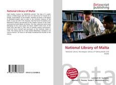 National Library of Malta的封面