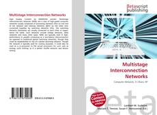 Bookcover of Multistage Interconnection Networks