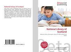 Bookcover of National Library of Scotland