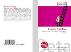 Bookcover of Process Ontology