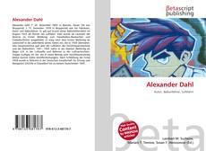 Bookcover of Alexander Dahl