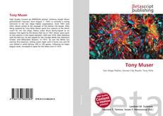 Buchcover von Tony Muser