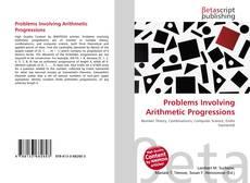 Capa do livro de Problems Involving Arithmetic Progressions