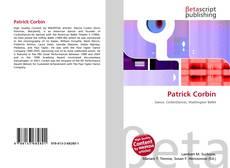 Patrick Corbin kitap kapağı