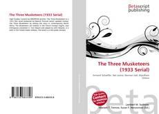 Copertina di The Three Musketeers (1933 Serial)