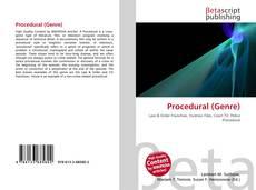Couverture de Procedural (Genre)
