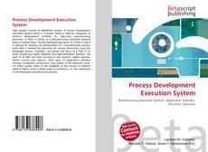 Portada del libro de Process Development Execution System