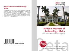 Bookcover of National Museum of Archaeology, Malta