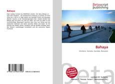 Bookcover of Bahaya