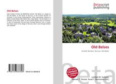 Bookcover of Old Belses