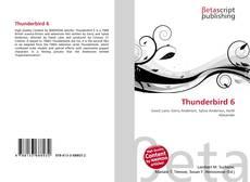 Thunderbird 6的封面