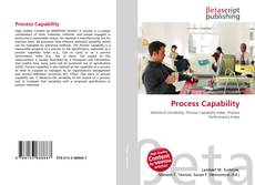 Bookcover of Process Capability