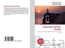 Capa do livro de Alexander-Nevskij-Kloster