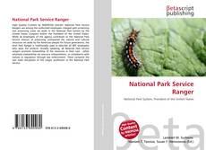 Bookcover of National Park Service Ranger