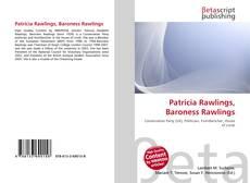 Обложка Patricia Rawlings, Baroness Rawlings