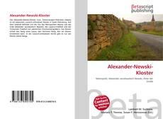 Alexander-Newski-Kloster的封面