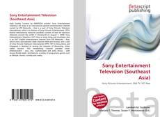 Sony Entertainment Television (Southeast Asia)的封面