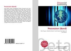 Buchcover von Procession (Band)