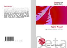 Bookcover of Ramy Ayach
