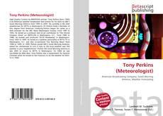 Tony Perkins (Meteorologist)的封面